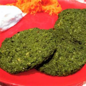 Manuela - Polpette di ceci e spinaci profumate al curry
