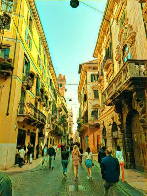 Centro storico Verona