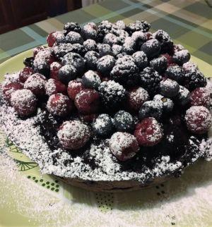 Beatrice - Torta al cioccolato e frutti di bosco