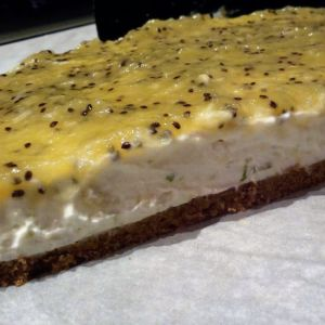 Manuela - cheesecake al kiwi e lime