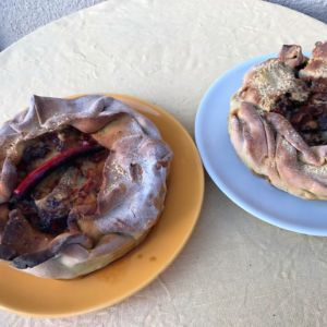 Flavio - Torta di melanzane