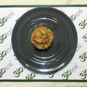 Simona - Cous cous con pistacchio e verdure