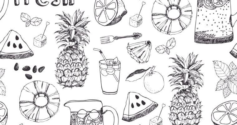 Ricette salate con la frutta