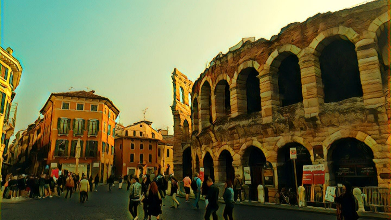 Weekend a Verona