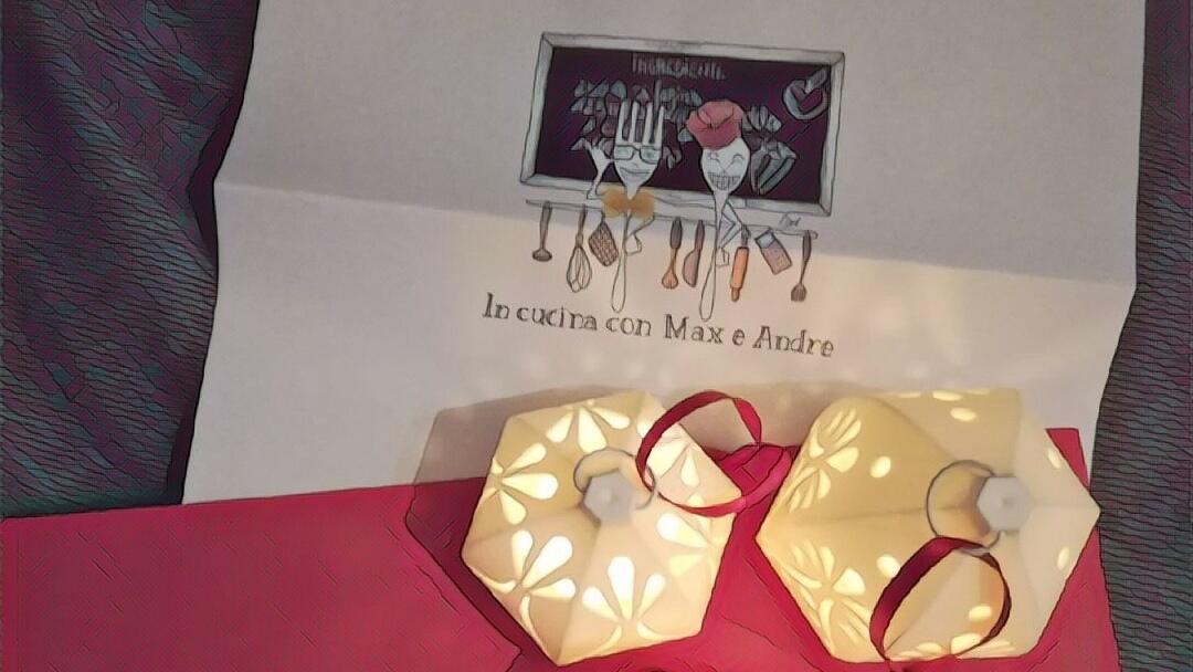 L'idea per il regalo di Natale supergoloso!!!