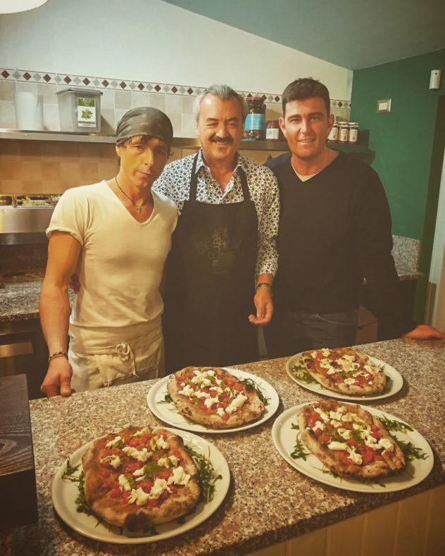 Novità da Pascale - pizza ai multicereali