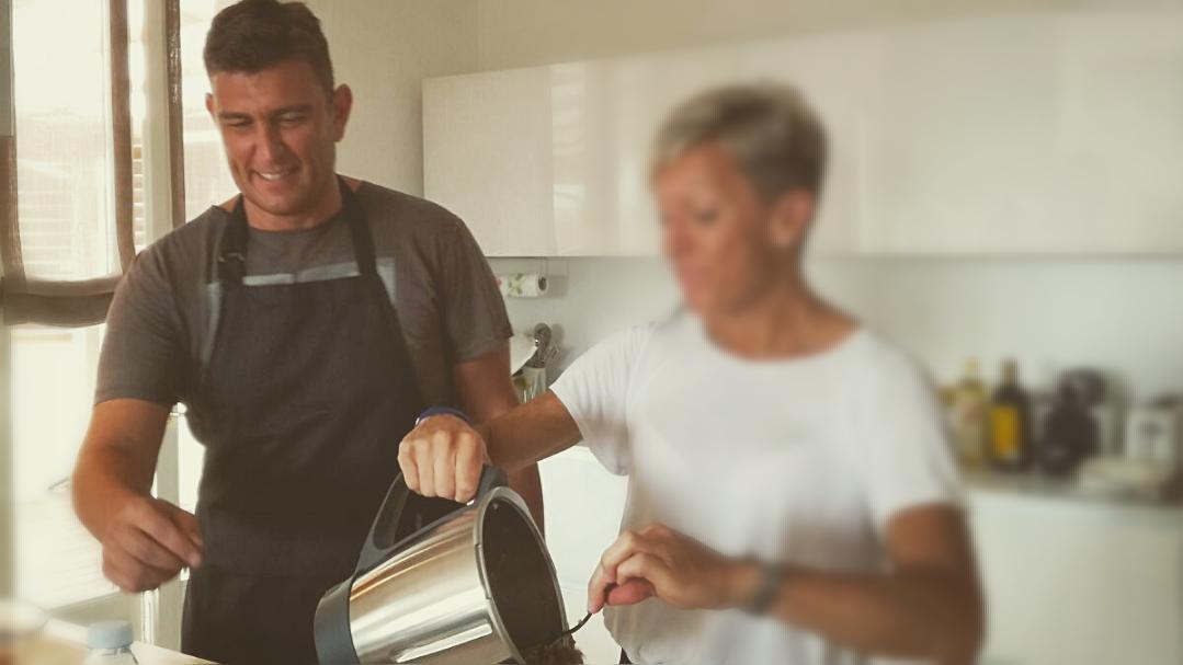 Corsi di cucina a domicilio