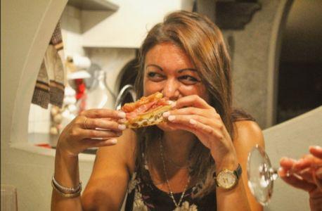 PIZZA PARTY CON GLI AMICI