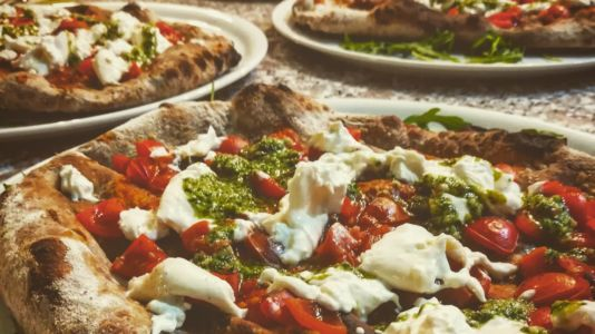 NOVITÀ DA PASCALE – PIZZA AI MULTICEREALI