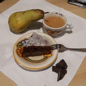 CARMELA - TORTA MORBIDA AL CIOCCOLATO E CAFFÈ