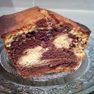 Manuela - Plumcake al doppio cioccolato