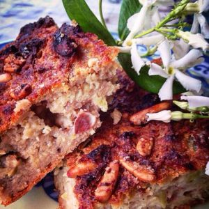 Miranda - Torta di pane e mele