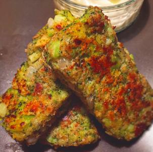 Federica - Crocchette di broccoli