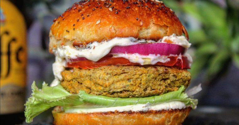 Lenticchia burger