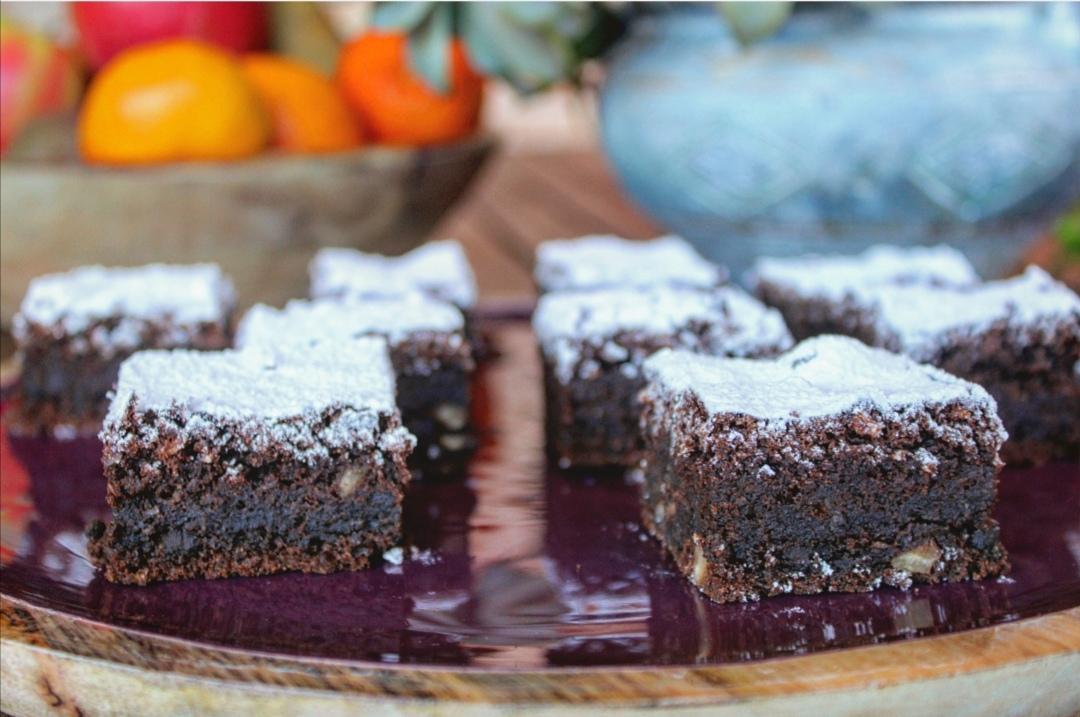 Torta morbida al cioccolato e caffè