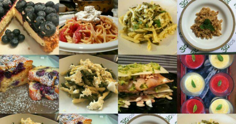 I vostri piatti agosto 2017