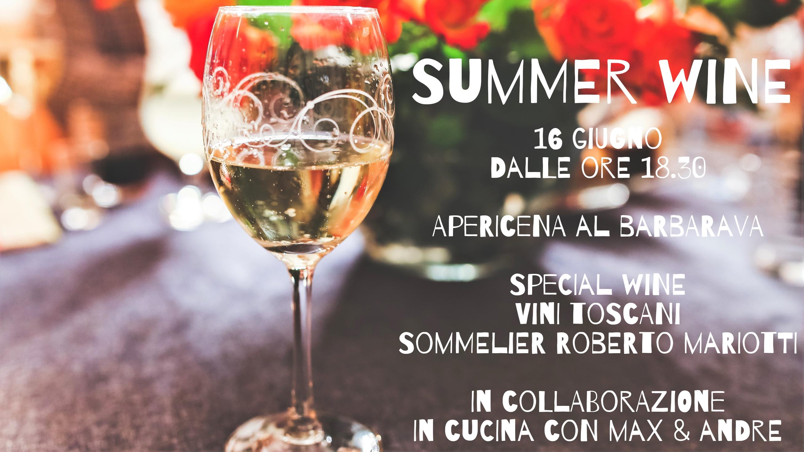 Barbavara vineria - Summer Wine