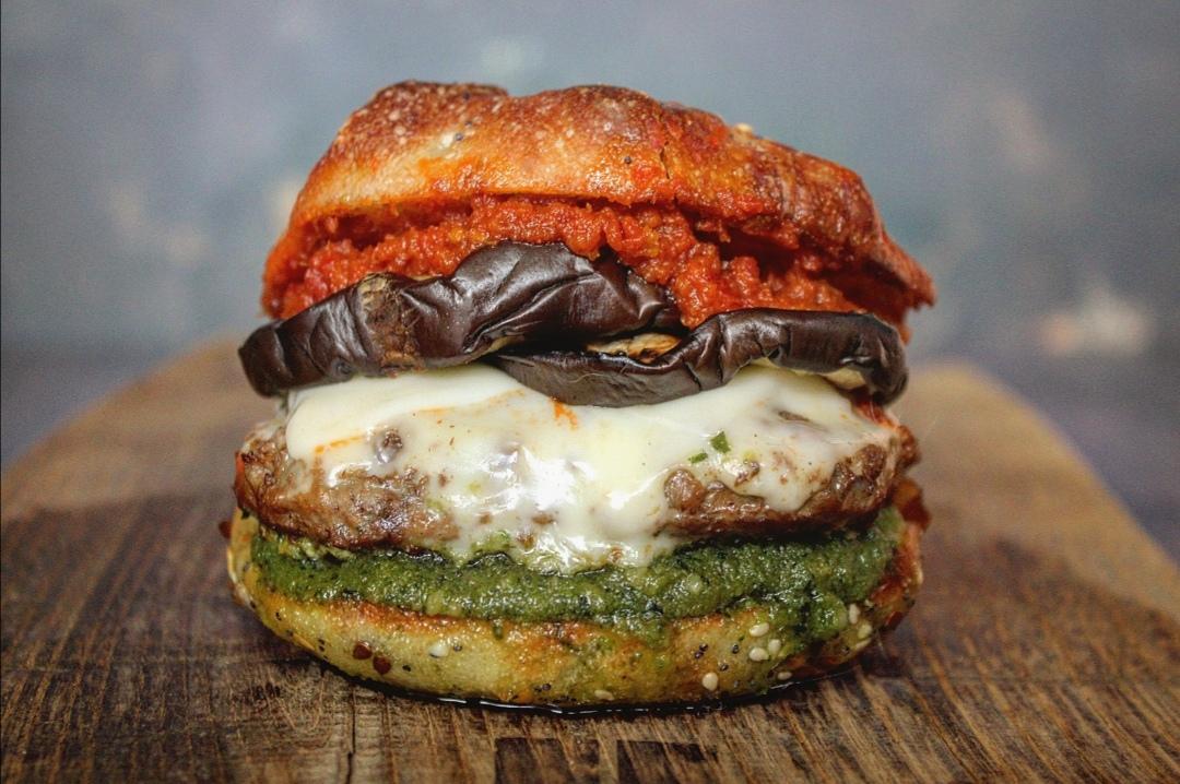 Mediterraneo Burger