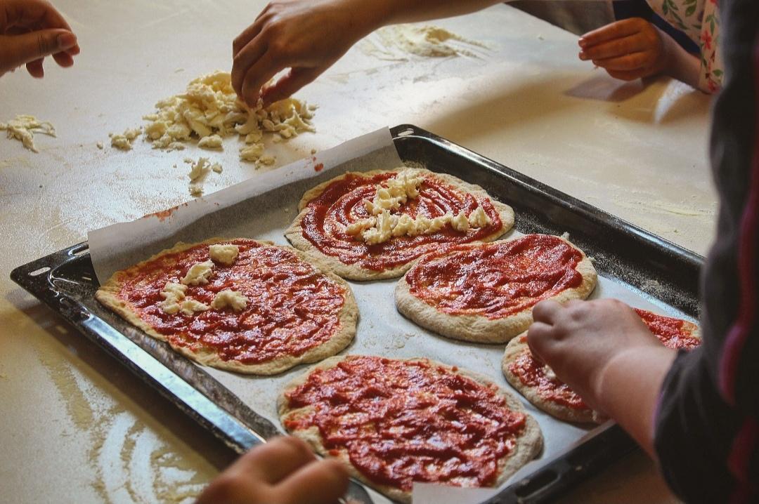 Ultimo giorno di scuola? Pizza Time