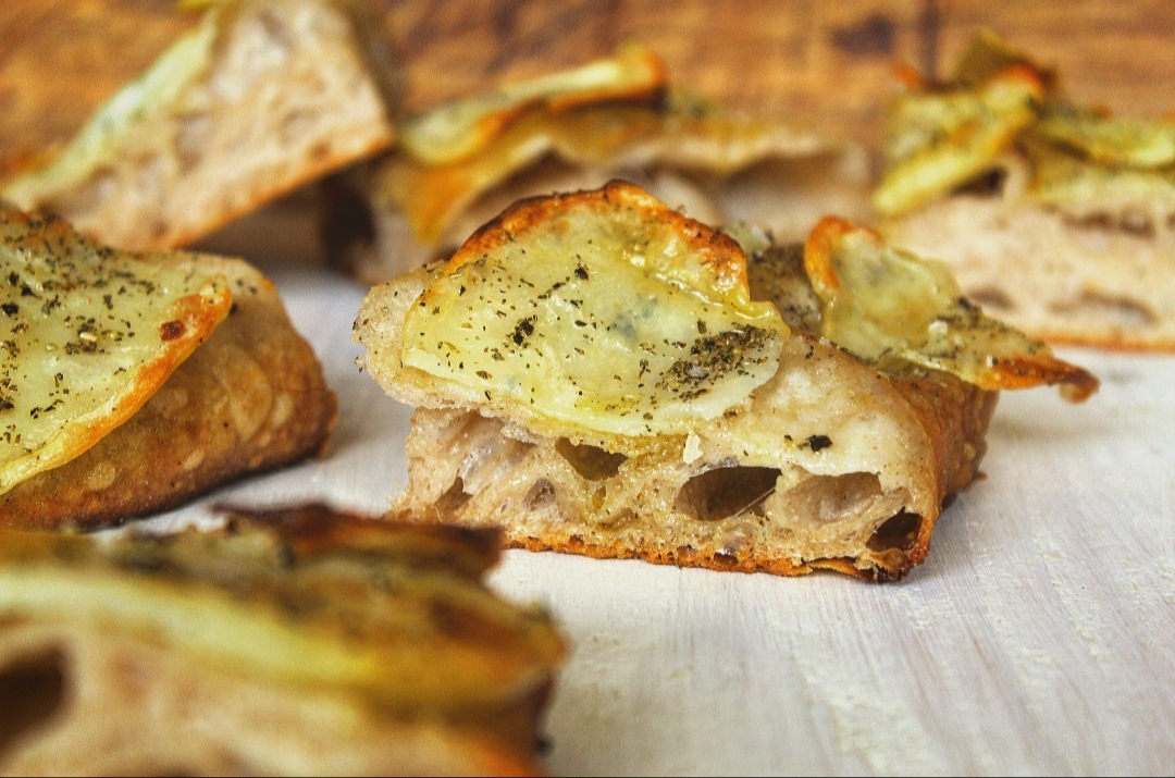 Pizza e patate