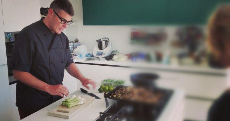 Idee regalo, il corso di cucina a domicilio con Andre