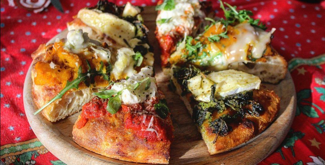 Anche a Santo Stefano siamo tutti pazzi per la Pizza
