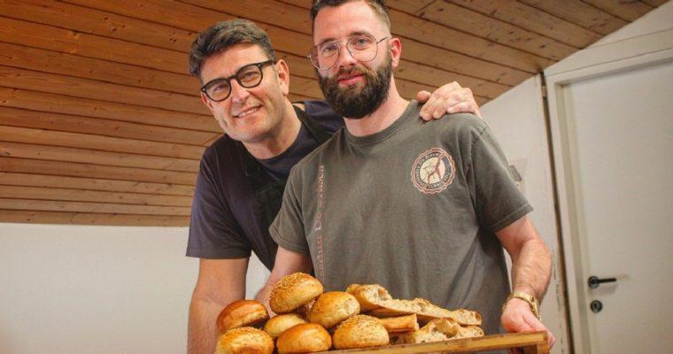 Corso di pane e focaccia a casa di Degio