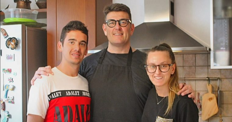 Domenica in cucina con Jennifer ed Alan