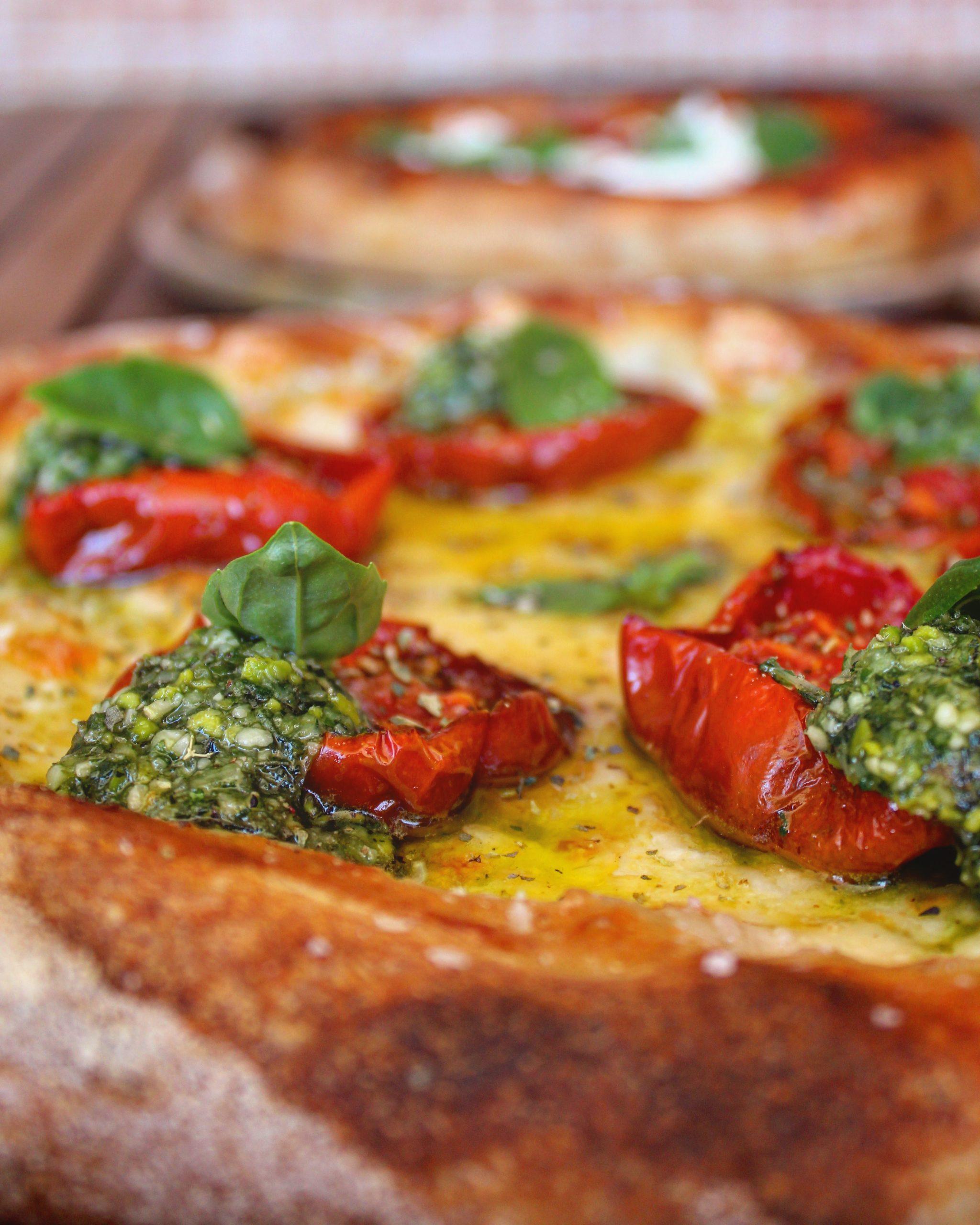 La pizza Margherita di Andre