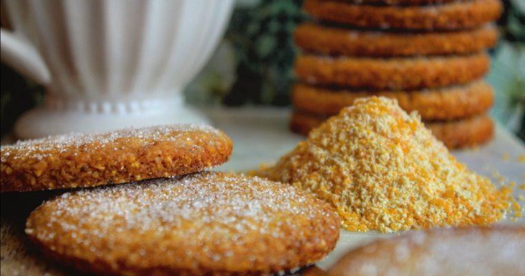 Biscotti con farina di mais