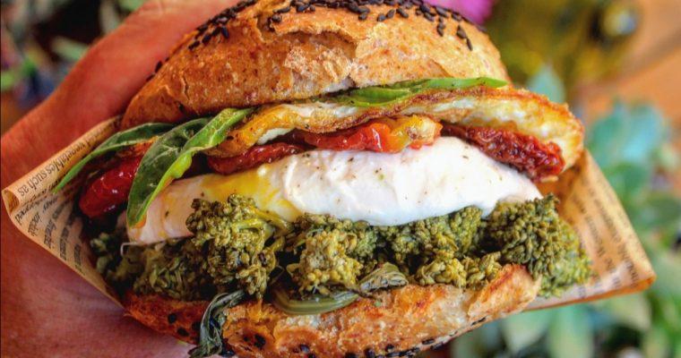 Aprilatico burger