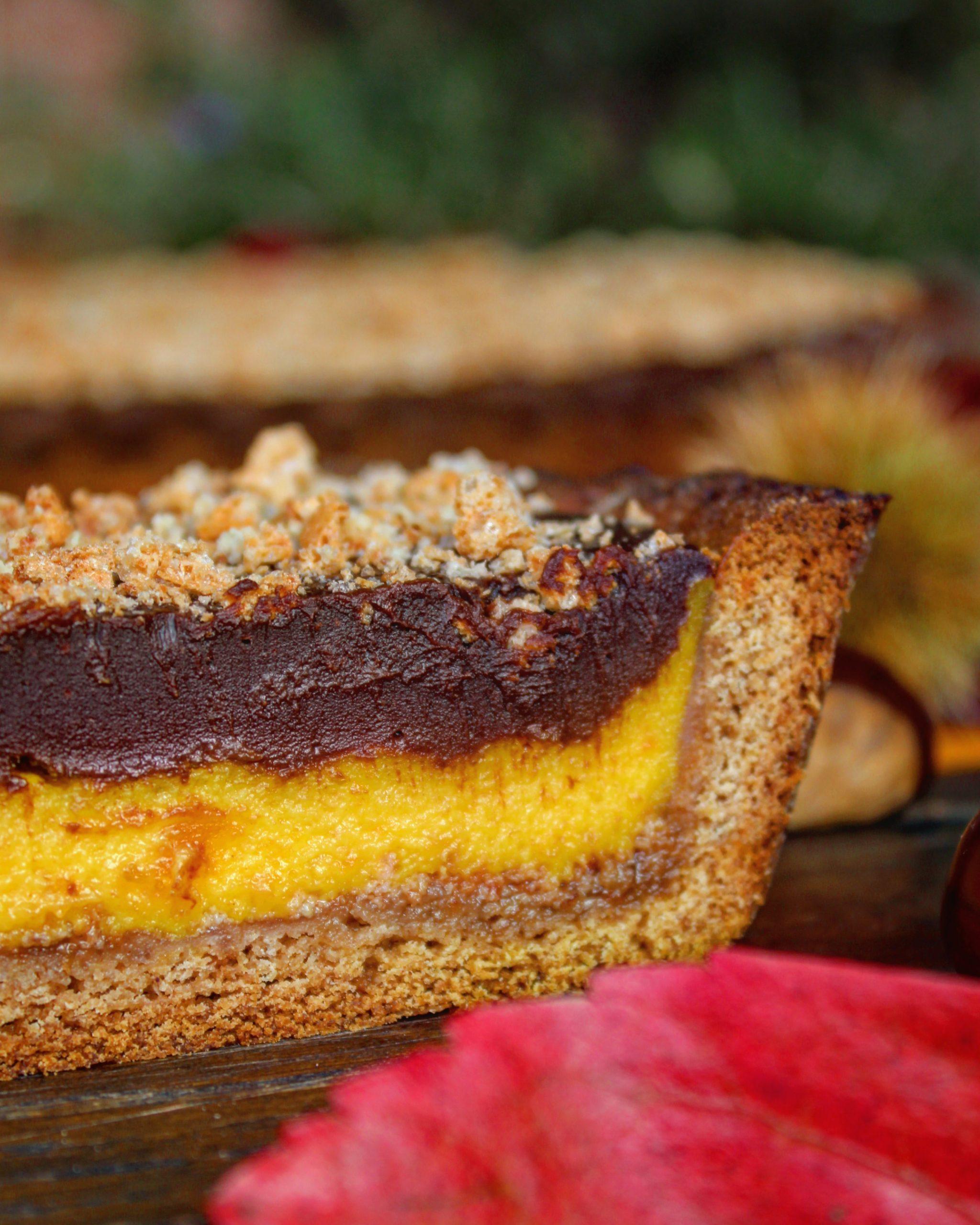 La mia crostata d'autunno